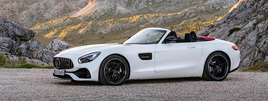 New Mercedes-AMG models priced up. Image by Mercedes.