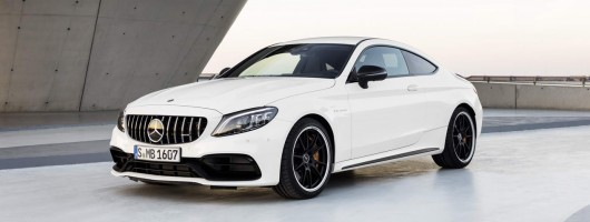 Pricing for new Mercedes-AMG C 63. Image by Mercedes.