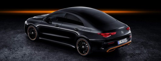 Mercedes details all-new CLA. Image by Mercedes-Benz.