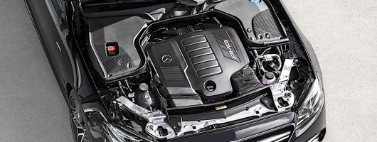 Mercedes-AMG unleashes new 53 models. Image by Mercedes.