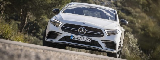 First drive: Mercedes-AMG CLS 53 4Matic +. Image by Mercedes-AMG.