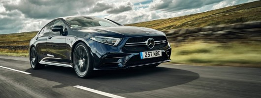 First UK Drive: Mercedes-AMG CLS 53 4Matic+. Image by Mercedes-AMG.