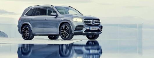 Mercedes goes big for GLS Mk3. Image by Mercedes-Benz.
