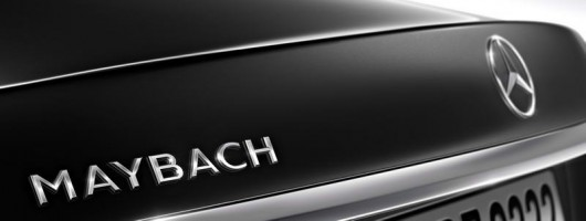 Mercedes brings back the Maybach name. Image by Mercedes-Maybach.
