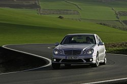 Mercedes-Benz E63 AMG image gallery. Image by Mercedes-Benz.