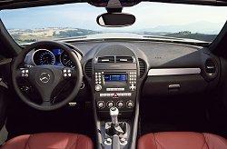 2004 Mercedes SLK. Image by DaimlerChrysler.