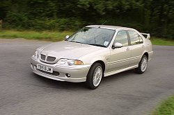 2001 MG ZS 180. Image by Mark Sims.