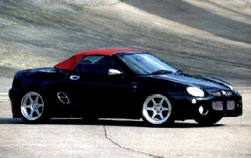 The original MGF should have looked this good!