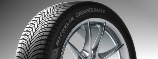 Michelin launches its first all-season tyre. Image by Michelin.