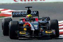 Mark Webber was 8th. Image by Minardi. Click here for a larger image.