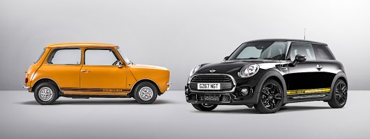 MINI UK launches 'starter' 1499 GT limited edition. Image by MINI.