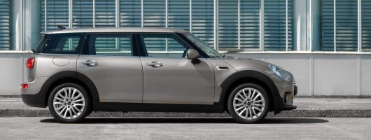 MINI launches fleet-focused Clubman City. Image by MINI.