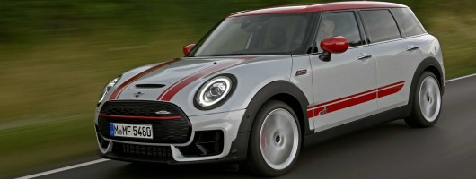 First drive: MINI Clubman John Cooper Works. Image by MINI.