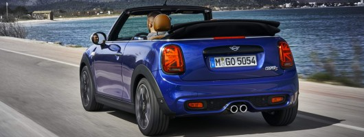 Driven: MINI Cooper S Convertible 2018MY. Image by MINI.
