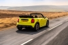First drive: MINI Convertible 2021MY. Image by MINI.