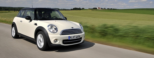 First drive: Updated MINI range. Image by MINI.