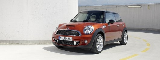 MINI recall affects 29,868 owners in Britain. Image by MINI.