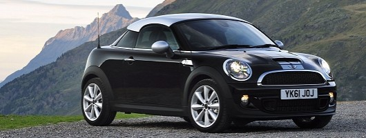 First Uk Drive Mini Cooper Sd Coupé Image By Max Earey