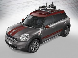2015 MINI Countryman Park Lane. Image by MINI.