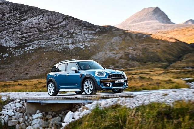 Biggest MINI ever unleashed - the new Countryman. Image by MINI.