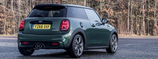 MINI celebrates its 60th with special edition. Image by MINI.