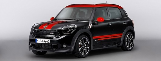 MINI reveals most powerful model ever. Image by MINI.