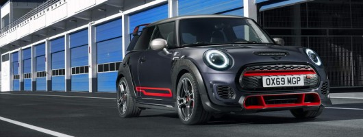 MINI reveals its fastest ever: the JCW GP. Image by MINI.