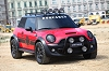 2011 MINI Red Mudder. Image by MINI.