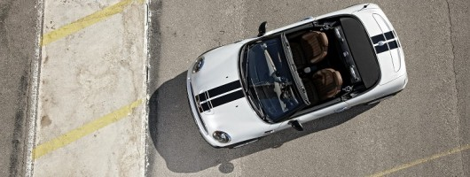 MINI Roadster is official. Image by MINI.