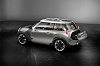 2011 MINI Rocketman concept. Image by MINI.