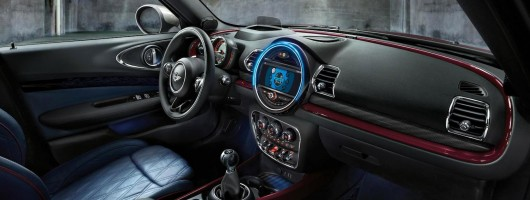 MINI to update interior design from July. Image by MINI.