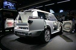 2005 Mini Concept Frankfurt. Image by Shane O' Donoghue.