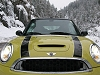 2009 MINI Convertible. Image by Mark Nichol.