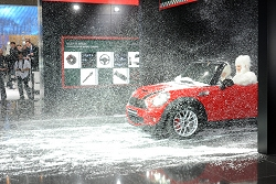2009 MINI Convertible John Cooper Works. Image by United Pictures.