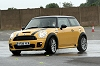 2008 MINI Cooper S John Cooper Works. Image by Syd Wall.