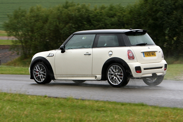 2008 Mini Cooper S John Works Image By Syd Wall