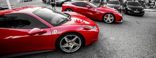 Monaco: A Car Lover's Paradise. Image by Dan Fador.