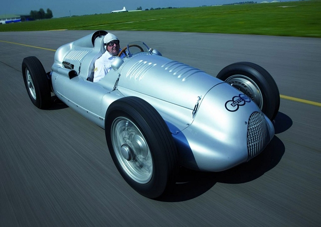 Auto Union recreation for Goodwood. Image by Goodwood.