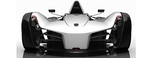 New Brit sportscar revealed. Image by BAC.