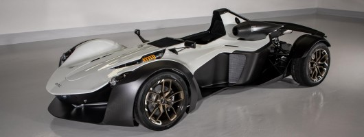 340hp for BAC Mono R. Image by BAC.