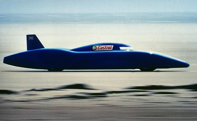 Bluebird aims for 500mph. Image by Bluebird.