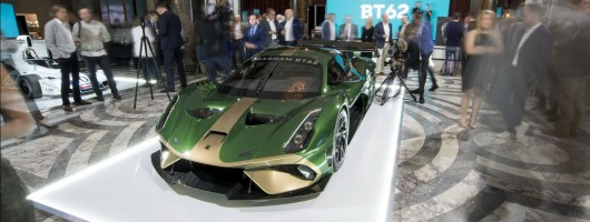 Brabham stuns world with BT62. Image by Brabham.