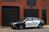 2010 Carbon E7 police car. Image by Carbon Motors.