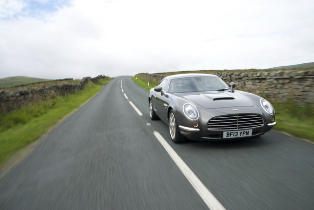First drive: David Brown Automotive Speedback GT. Image by David Brown Automotive.
