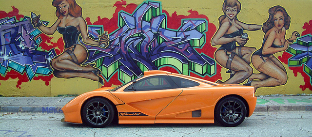 DDR supercar launched. Image by DDR.
