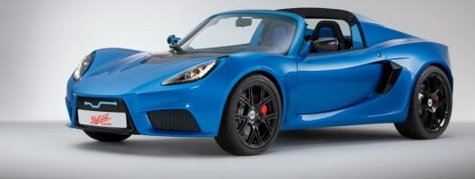 Detroit Electric builds a sports car. Image by Detroit Electric.