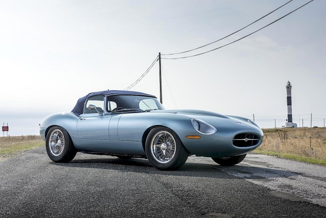 More practical Eagle E-Type. Image by Eagle.