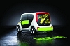 Light Car Sharing Concept showcased. Image by EDAG.