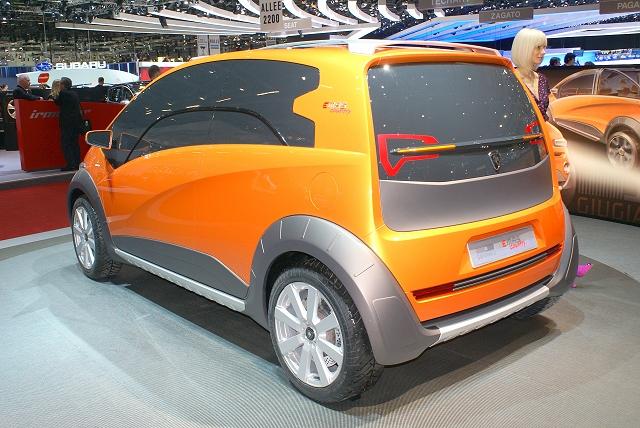 The Car Enthusiast Image Gallery 2010 Italdesign Proton Imas