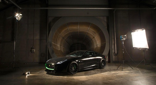 Lister brings the 208mph Thunder. Image by Lister.